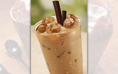 Caramel Ice Coffee